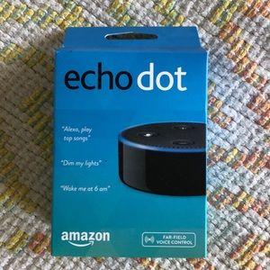 Other - Brand new (unopened) Echo Dot 2nd gen!